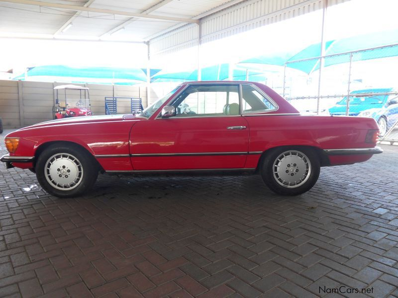 Used mercedes benz sl500 1976 sl500 for sale windhoek for Used mercedes benz sl500 for sale