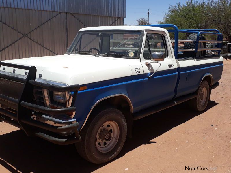 Used Ford F250 4x4 1978 F250 4x4 For Sale Keetmanshoop Ford