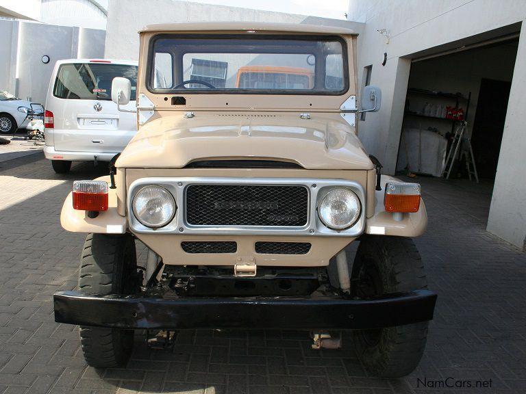 Used Toyota Landcruiser FJ 45 diesel | 1979 Landcruiser FJ
