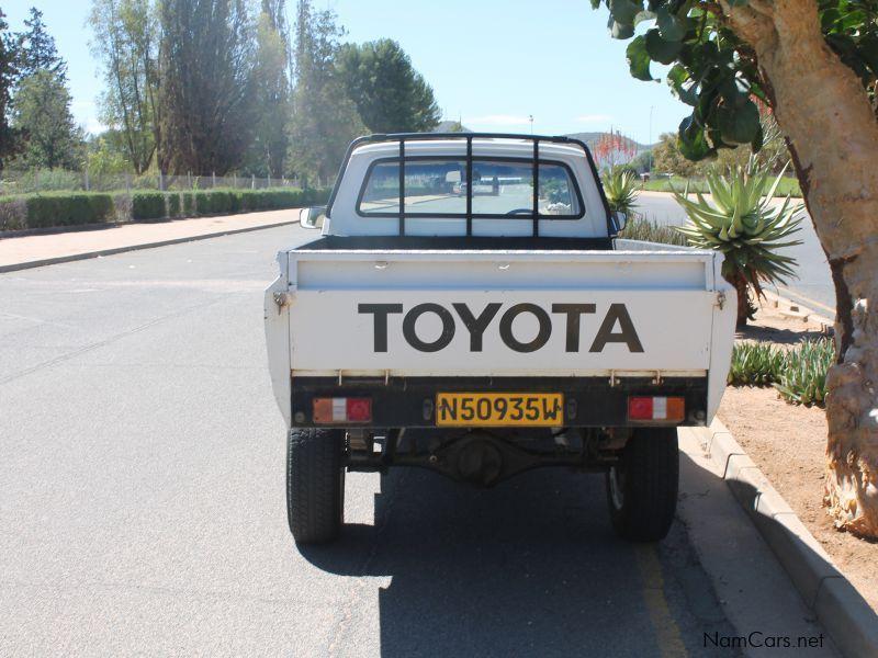 Used Toyota S/Cab 4x4 Bakkie | 1980 S/Cab 4x4 Bakkie for ...