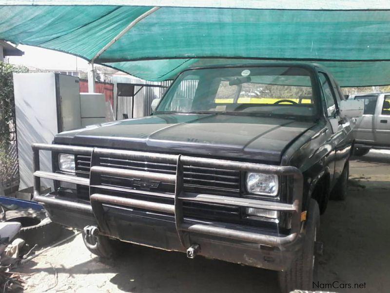1985 chevy k10 transmission