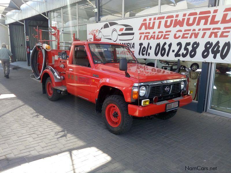 Used Nissan Patrol Fire Truck   1993 Patrol Fire Truck for ...
