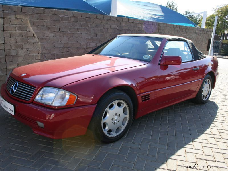 Used mercedes benz sl 320 a t convertible 3 door 1994 sl for Mercedes benz sl convertible for sale
