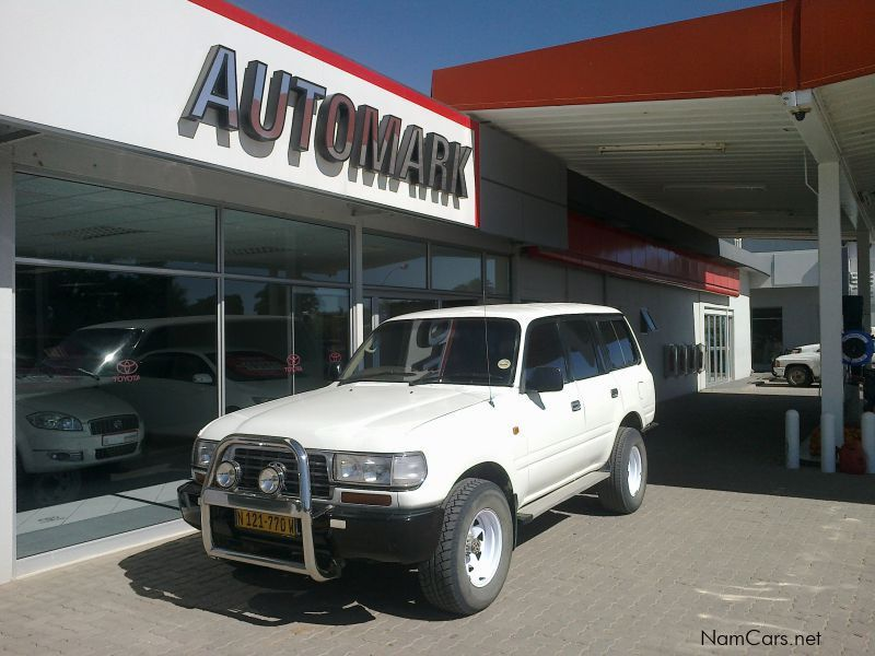 Used Toyota Land Cruiser 80s | 1994 Land Cruiser 80s for sale ...