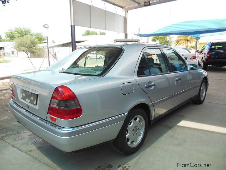 Used Mercedes Benz C220 Elegance 1995 C220 Elegance For Sale Okahandja Mercedes Benz C220