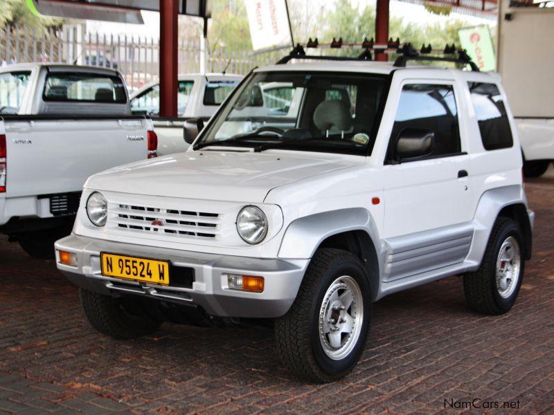 Used Mitsubishi Pajero JR   1995 Pajero JR for sale   Windhoek ...