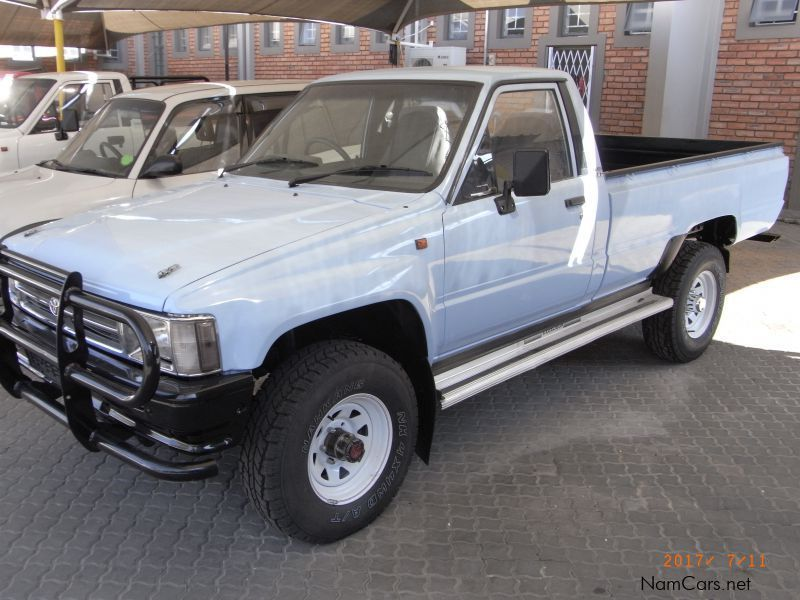 Used Toyota Hilux 2 8D 4x4