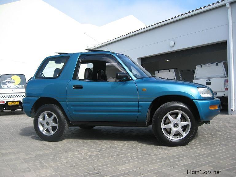 Used Toyota Rav4 3dr 4x4 1995 Rav4 3dr 4x4 For Sale