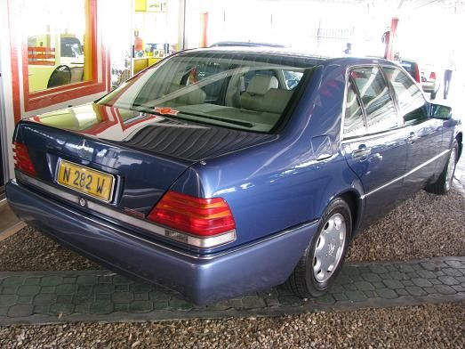 Used mercedes benz s 500 1996 s 500 for sale windhoek for Mercedes benz s 500 for sale used