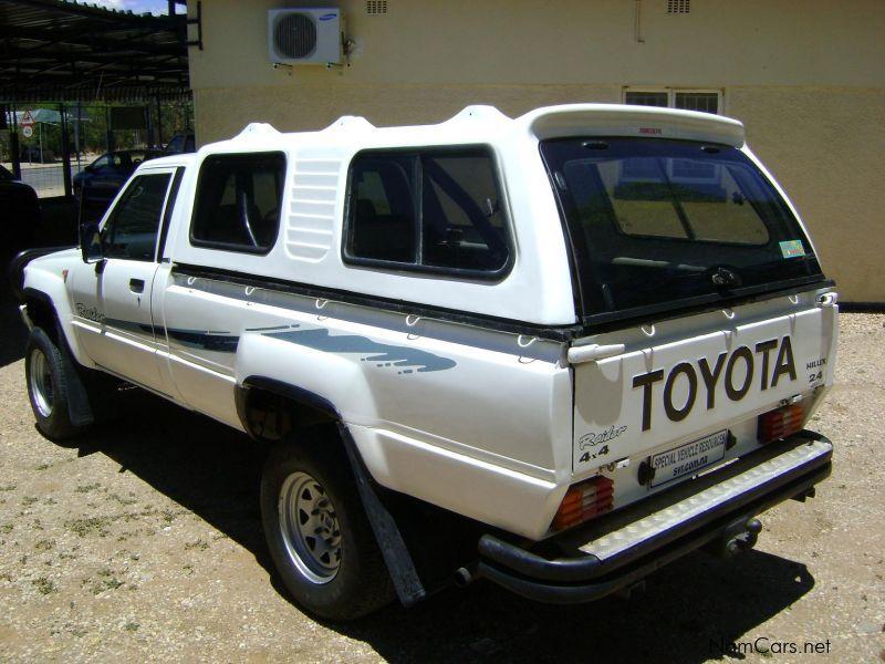 Used Toyota Hilux 2 4 4x4 Raider 1996 Hilux 2 4 4x4 Raider For Sale Windhoek Toyota Hilux 2