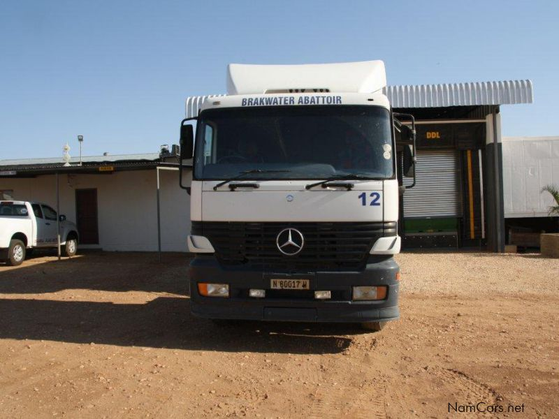 used mercedes benz mercede benz 6x2 2435 truck tractor 1997 mercede benz 6x2 2435 truck. Black Bedroom Furniture Sets. Home Design Ideas