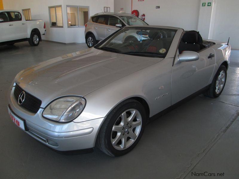 used mercedes benz slk 230 cabriolet 1997 slk 230. Black Bedroom Furniture Sets. Home Design Ideas