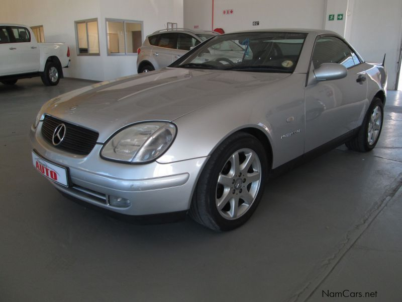 used mercedes benz slk 230 cabriolet 1997 slk 230. Black Bedroom Furniture Sets. Home Design Ideas