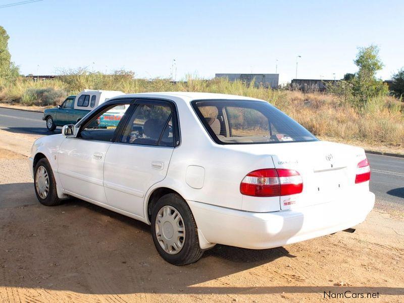 Used Toyota Corolla Se Saloon L 1997 Corolla Se Saloon L