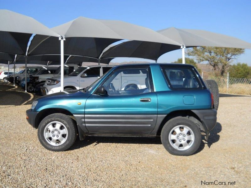 Used Toyota Rav4 3 Door 1997 Rav4 3 Door For Sale