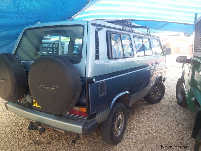 Used Volkswagen Caravelle Syncro 4X4 | 1998 Caravelle Syncro 4X4 for