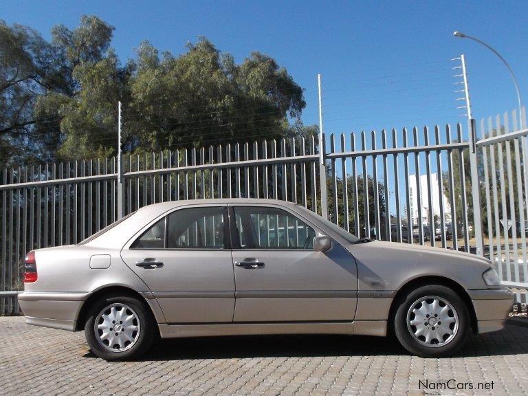 Used mercedes benz c240 elegance a t 1999 c240 elegance for Mercedes benz c 240