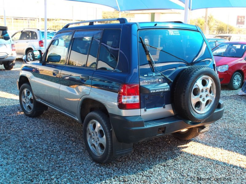 Used Toyota Rav4 For Sale >> Used Mitsubishi Pajero io GDi | 1999 Pajero io GDi for ...