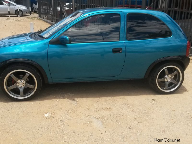 used opel corsa 1999 corsa for sale windhoek opel corsa sales opel corsa price 2 944. Black Bedroom Furniture Sets. Home Design Ideas