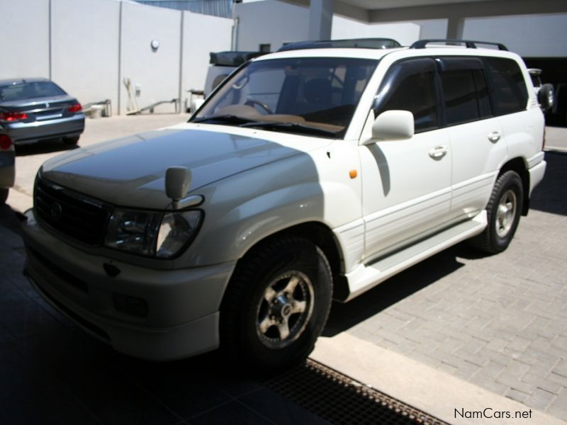 Used Toyota Landcruiser 100 Vx Limited 4 7 1999 Landcruiser 100 Vx Limited 4 7 For Sale
