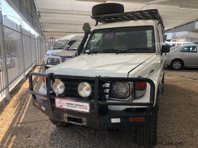 Toyota Landcruiser 4.2D 4x4 in Namibia