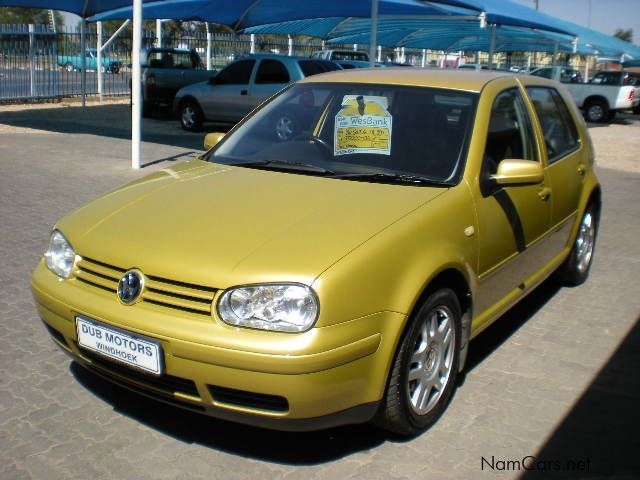 Used Volkswagen Golf 4 1 8 Gti 1999 Golf 4 1 8 Gti For Sale Windhoek Volkswagen Golf 4 1 8