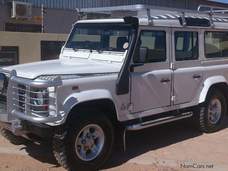 used land rover defender 110 2000 defender 110 for sale windhoek land rover. Black Bedroom Furniture Sets. Home Design Ideas