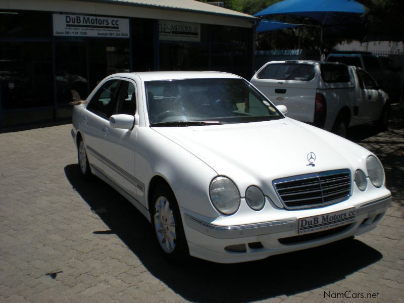 used mercedes benz e240 elegance 2000 e240 elegance for sale windhoek mercedes benz e240. Black Bedroom Furniture Sets. Home Design Ideas