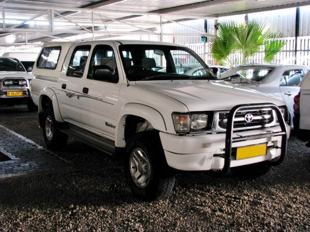 Used Toyota Hilux Raider 2000 Hilux Raider For Sale