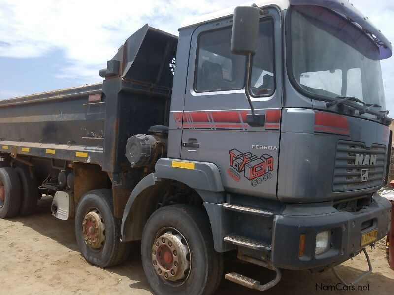 Direct Auto Sales >> Used MAN Tipper Truck | 2001 Tipper Truck for sale ...