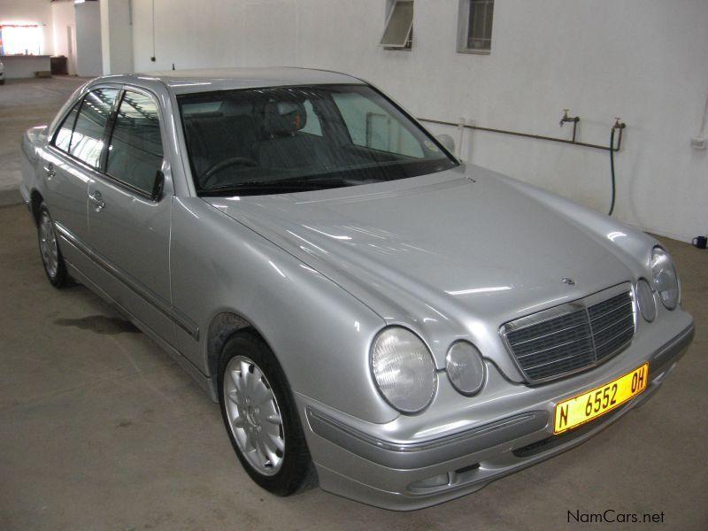 Used mercedes benz e200 kompressor at 2001 e200 for Mercedes benz e200 price