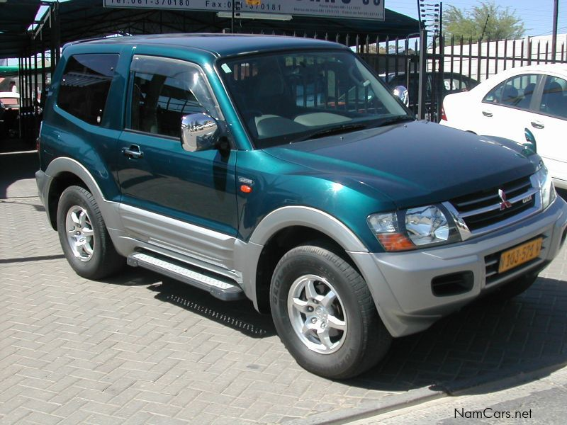 used mitsubishi mitsubishi pajero 2001 mitsubishi pajero. Black Bedroom Furniture Sets. Home Design Ideas