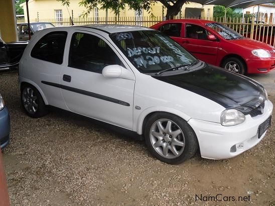 used opel corsa gsi 1 6 2001 corsa gsi 1 6 for sale walvis bay opel corsa gsi 1 6 sales. Black Bedroom Furniture Sets. Home Design Ideas