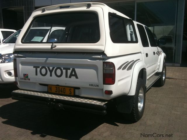 Used Toyota Hilux 3.0 KZTE Double Cab | 2001 Hilux 3.0 ...