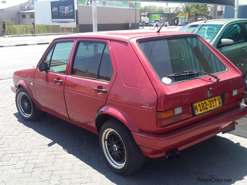 Golf Car For Sale: Used Volkswagen City Golf 1.8