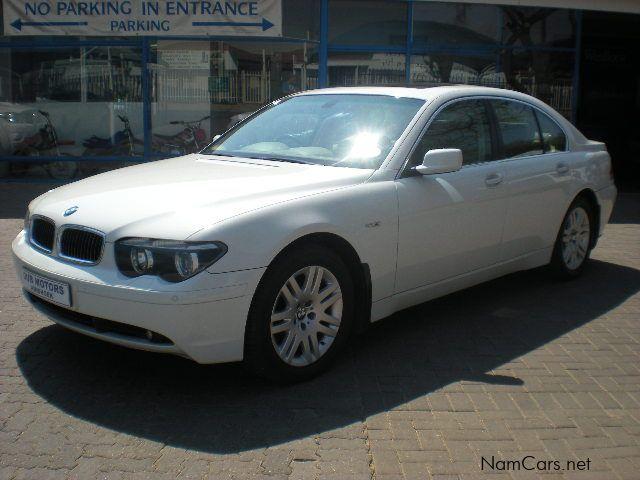 Used BMW I I For Sale Windhoek BMW I Sales BMW - 2002 bmw 745i price