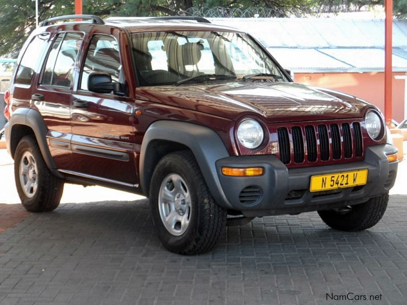 04ed7e7f7d Jeep Cherokee 2.4 4x4 in Namibia ...
