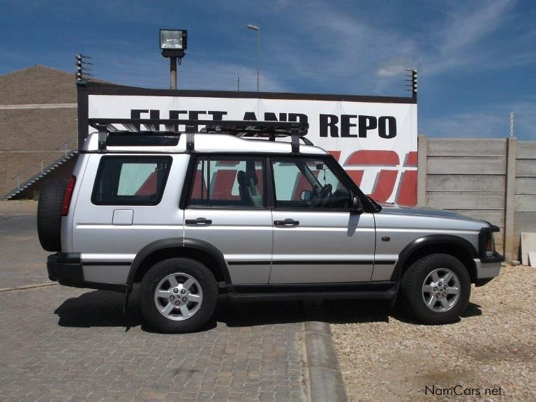 used land rover discovery 2 v8 a t 2002 discovery 2 v8 a t for sale windhoek land rover. Black Bedroom Furniture Sets. Home Design Ideas