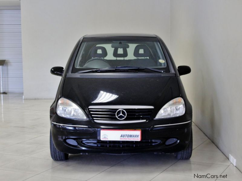 Used mercedes benz a 160 2002 a 160 for sale windhoek for Mercedes benz financial payoff address