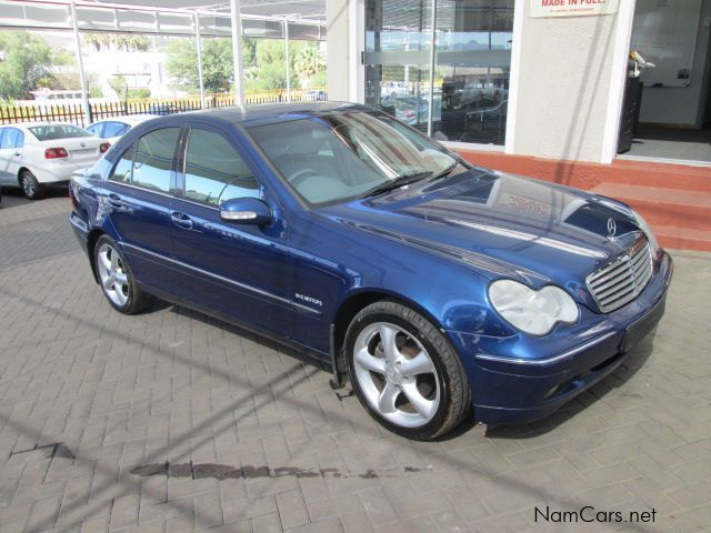 Used mercedes benz c240 2002 c240 for sale windhoek for Mercedes benz c240 price