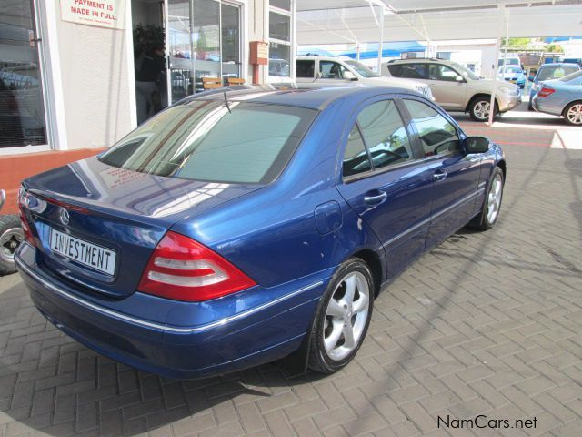 Used mercedes benz c240 2002 c240 for sale windhoek for Used mercedes benz c240