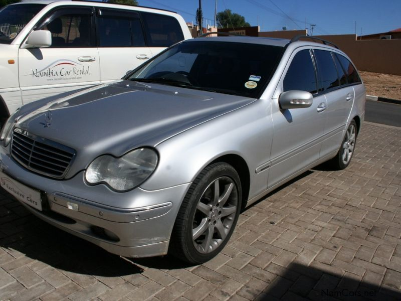 Used mercedes benz c240 elegance a t local 2002 c240 for Local mercedes benz dealer