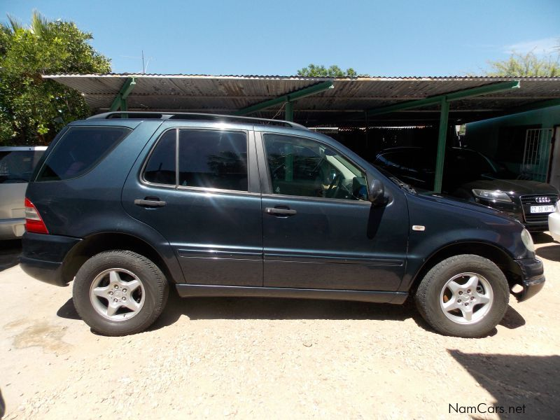 Used mercedes benz ml320 2002 ml320 for sale windhoek for Used mercedes benz ml for sale