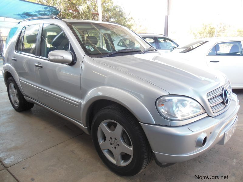 Used mercedes benz ml55 amg 2002 ml55 amg for sale for Mercedes benz ml55 amg