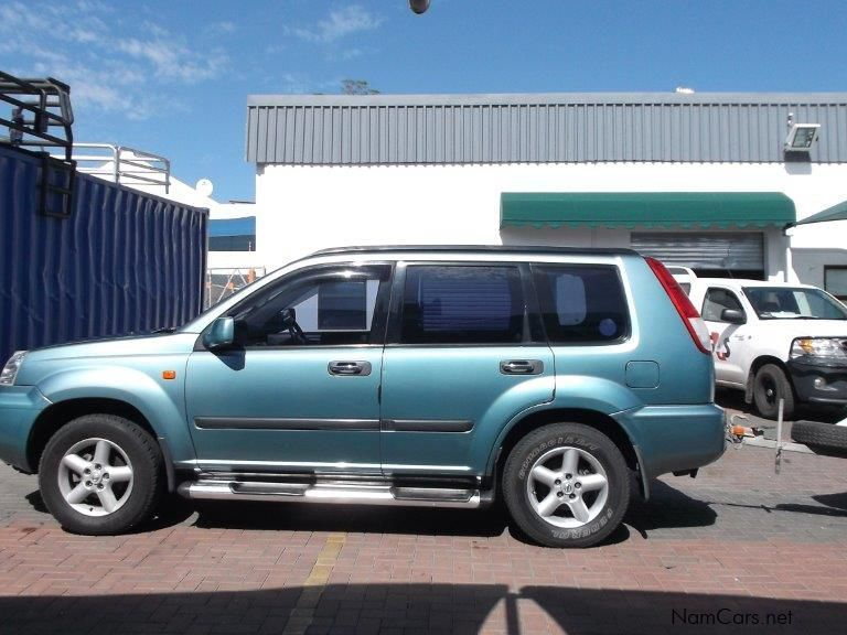 used nissan x trail 2 0 4x4 2002 x trail 2 0 4x4 for sale windhoek nissan x trail 2 0 4x4. Black Bedroom Furniture Sets. Home Design Ideas