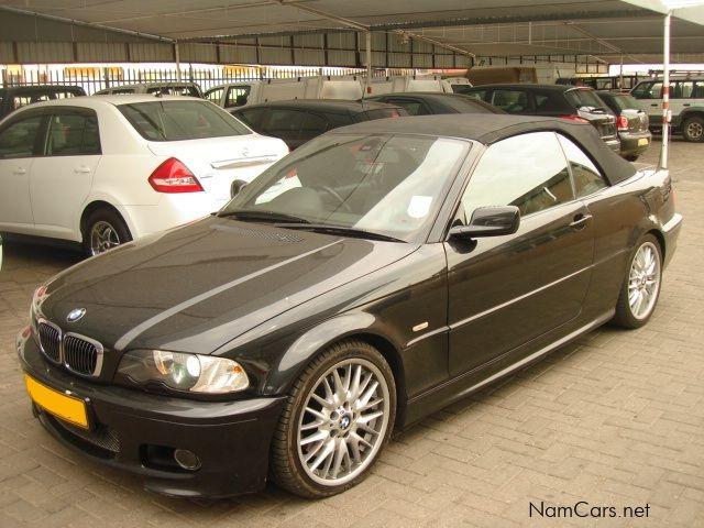 Used BMW BMW 330CI CONVERTIBLE  2003 BMW 330CI CONVERTIBLE for