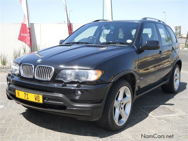 used bmw x5 4 6 v8 m sport edition 2003 x5 4 6 v8 m sport edition for sale walvis bay bmw x5. Black Bedroom Furniture Sets. Home Design Ideas