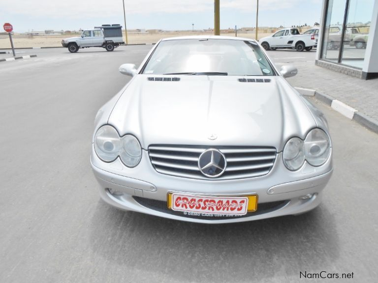 Used mercedes benz sl500 2003 sl500 for sale for Used mercedes benz sl for sale