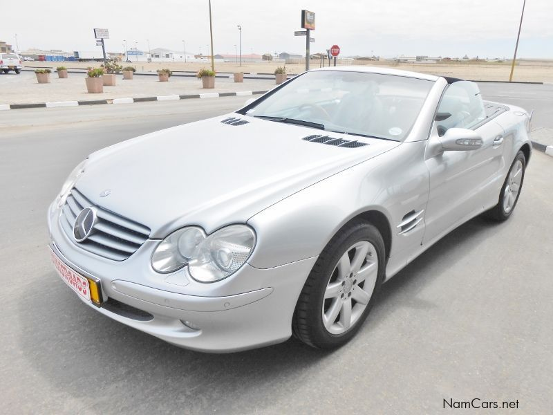 Used mercedes benz sl500 2003 sl500 for sale for Mercedes benz sl500 price