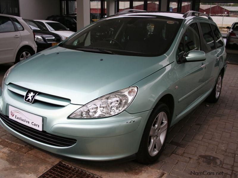 Used Peugeot 307 1.6 XR Estate | 2003 307 1.6 XR Estate for sale ...